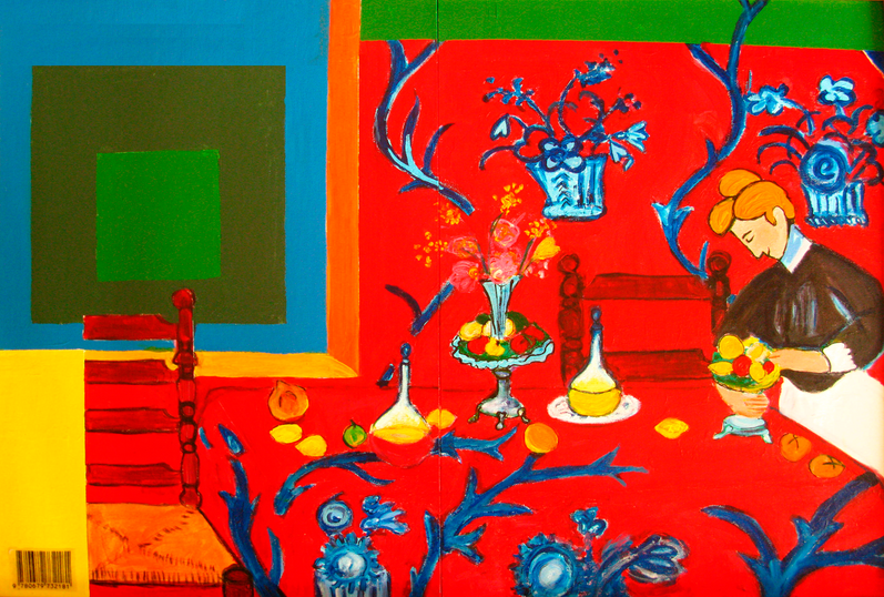 Matisse, Albers, $$$ – Acrylic Painting