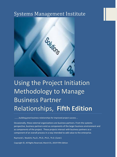 Using the PIM to Manage Business Partner Relationships, Fifth Edition