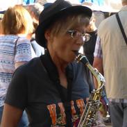 Sophie (sax alto)