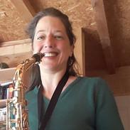 Mylène (sax alto)