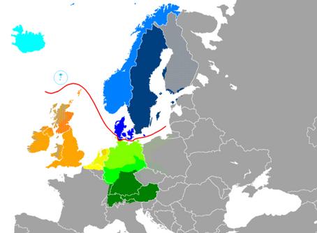 DUTCH, not DEUTSCH: English, Dutch and German