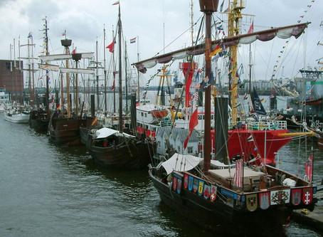 Three Hansa Cities, Two Emigration Ports, and a History: Bremen, Hamburg, Lübeck