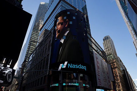 Brad Loncar Nasdaq Tower