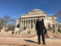 Brad Loncar Columbia University Campus