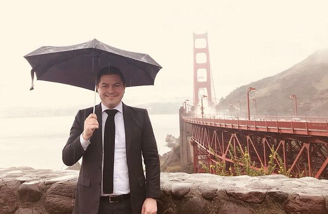 Brad Loncar Golden Gate Bridge