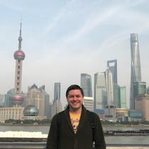 Brad Loncar Shanghai