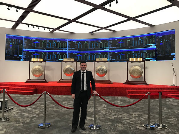 Brad Loncar Hong Kong Stock Exchange (HKEX)