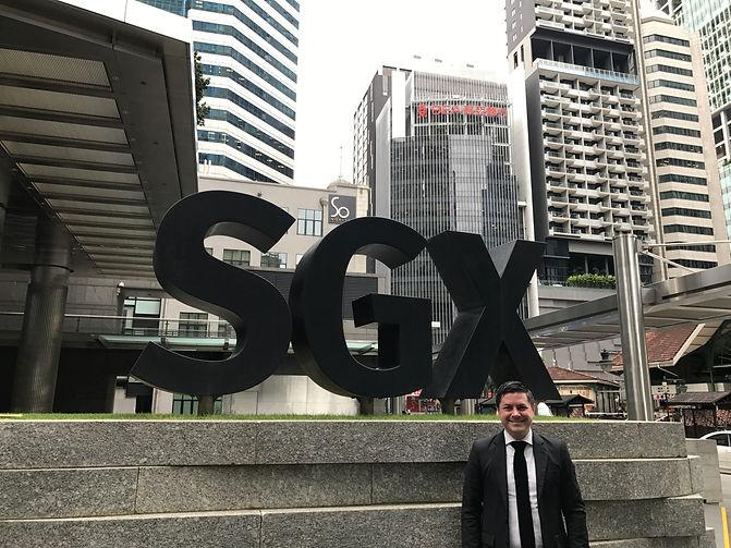 Brad Loncar SGX