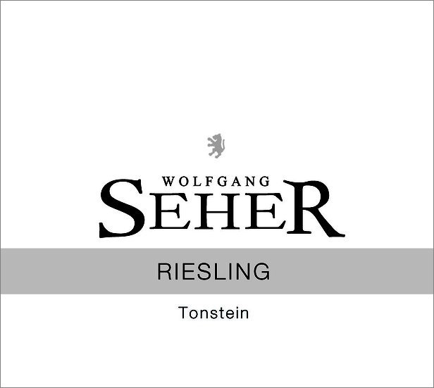 2019 RIESLING Tonstein