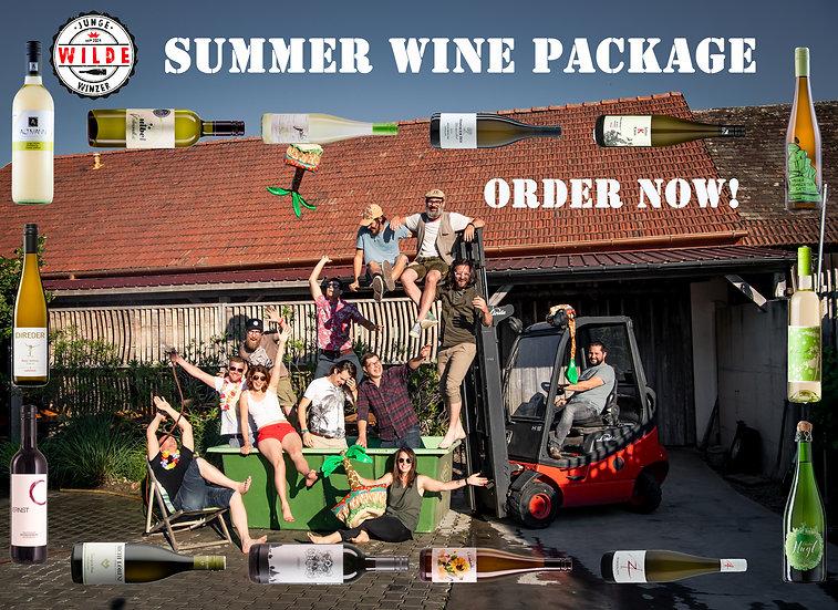 JWW Summer Wine Package