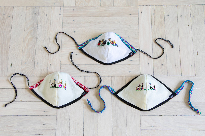 Mollo Masks - Mediano
