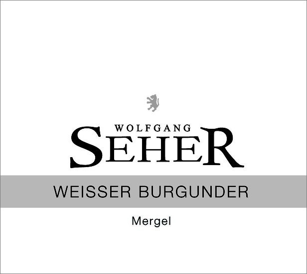 2019 WEISSER BURGUNDER Mergel