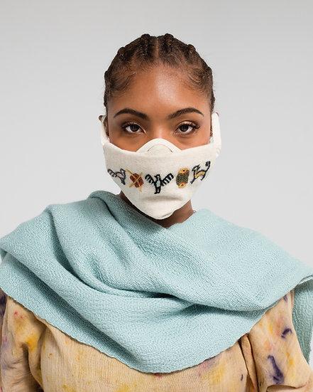 Mollo Masks - Upcycled Wool 3