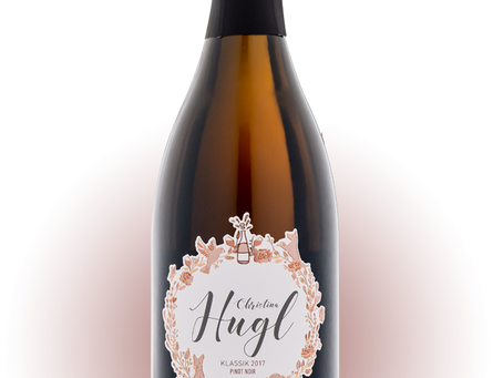 OUT NOW! Pinot Noir Rosé & Blanc de Noirs