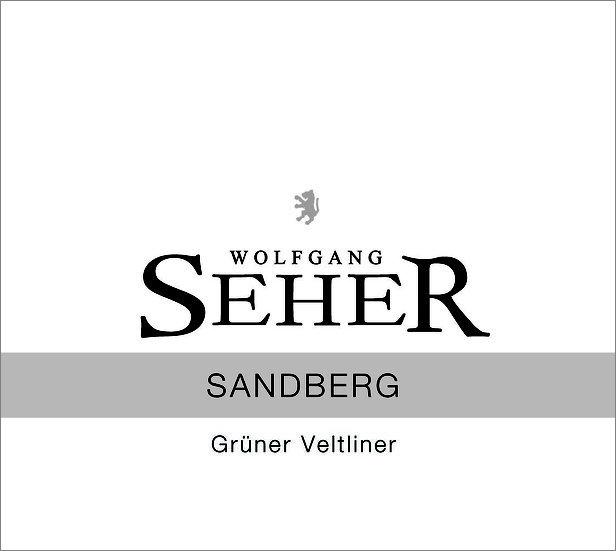 2019 SANDBERG Grüner Veltliner Weinviertel DAC