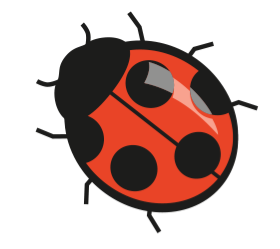 Marienkäferl Logo
