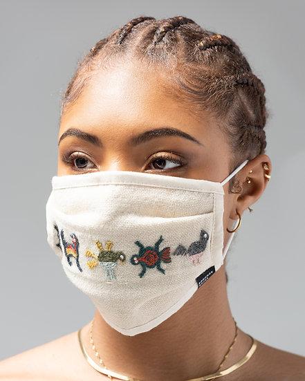 Mollo Masks - Upcycled Wool 4