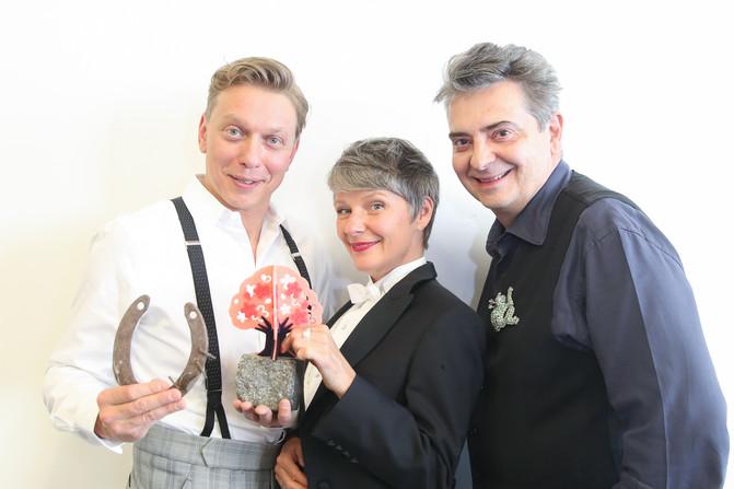 Erwin Belakowitsch, Cornelia Horak, Christoph Wagner-Trenkwitz
