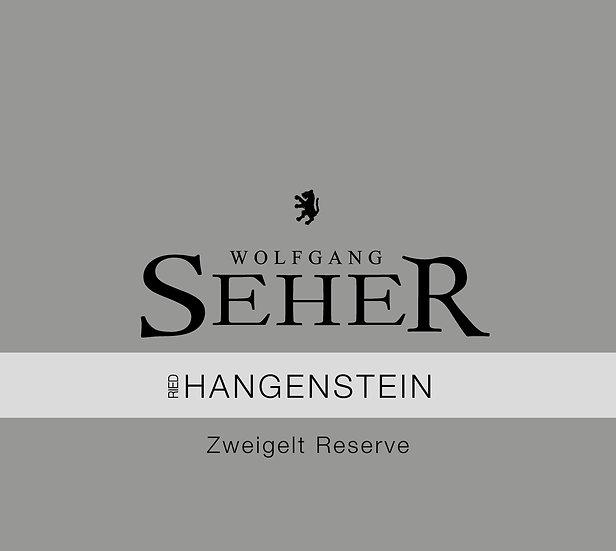 2016 HANGENSTEIN Zweigelt Reserve