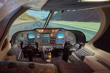 Cockpit Foto FNPT C560.jpg