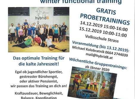 Hybrid Winter Funcitonal Training