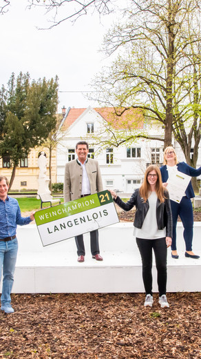 Langenlois Champion 2021 mit GV LÖSS