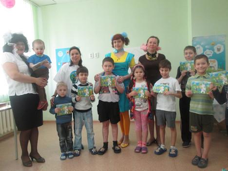 «Азбука здорового питания прошла в школах Волгограда и Волжского»