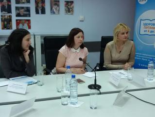 Социально-образовательный проект «Здоровое питание от А до Я» отметил 5-летний юбилей в Новосибирске