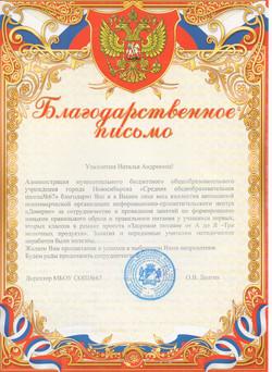Новосибирск 2017 год