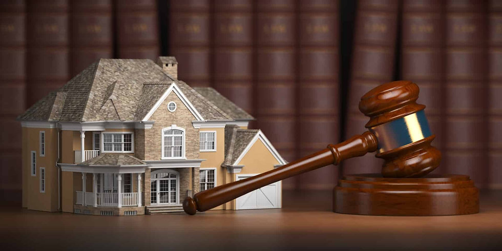 house-with-gavel-and-law-books-real-esta