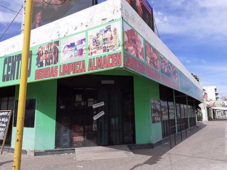 Clausura del mercado ubicado en Av. San Martín