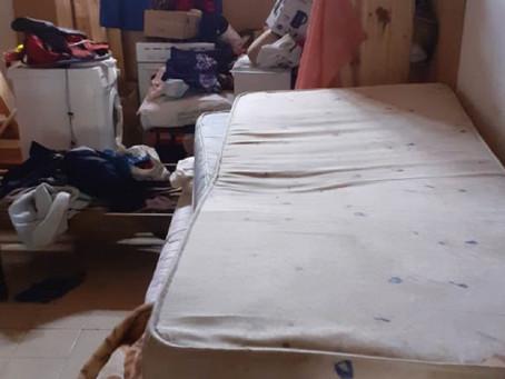 La Dirección de Comercio intervino una casa que funcionaba como geriátrico