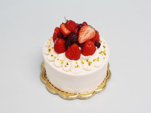 ケーキのご注文について