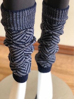 Wool Blend Leg Warmers