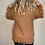 Thumbnail: Salmon Cable Knit Oversized Sweater
