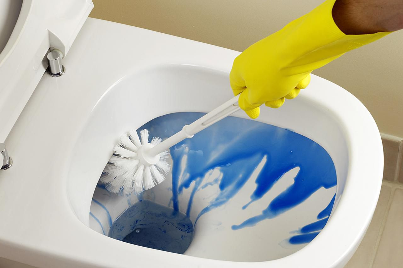 Residential janitorial services