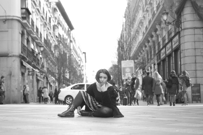"""Shooting """"urbano"""" por Madrid"""
