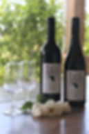The Bald Ibis 2016 wines and glasses.jpg