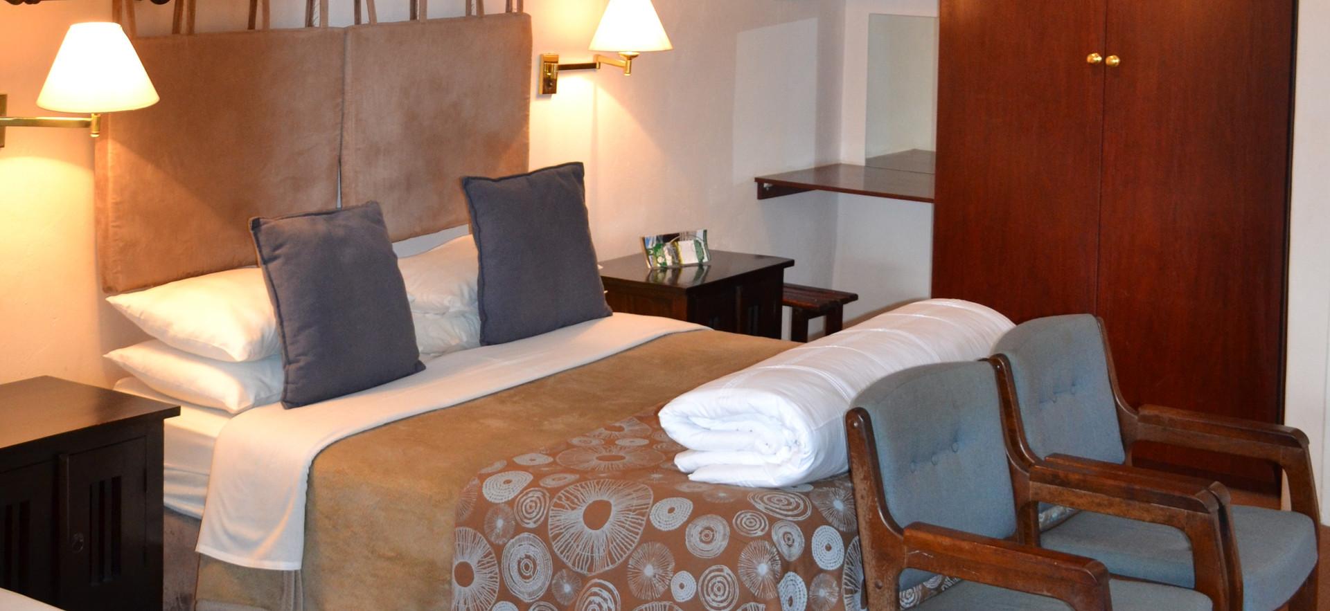 Garden Suite Queen bed