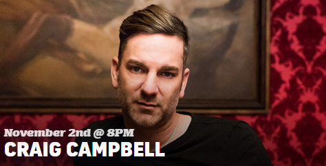 Southbound to provide support for Craig Campbell @ TopGolf Scottsdale!