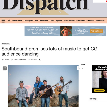 City of Casa Dispatch News