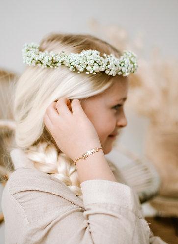 Little ones bar bracelet
