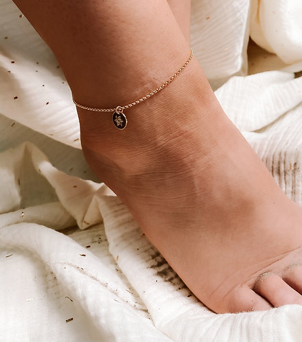 Rolo anklet tiny extra