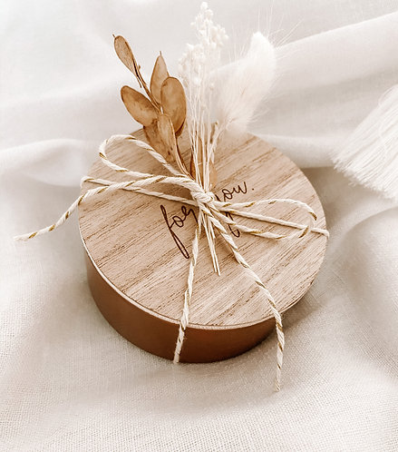 """""""for you"""" gift box"""