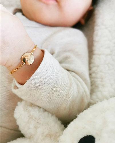 Mini circle bracelet