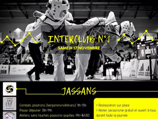Interclub 17 novembre