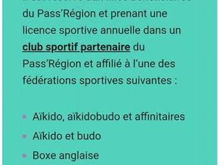 Infos Pass Région