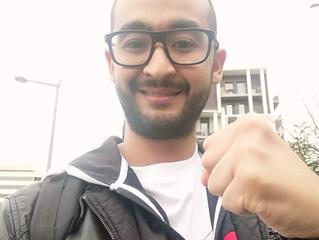 Youssef obtient l'homologation de son 1er dan!