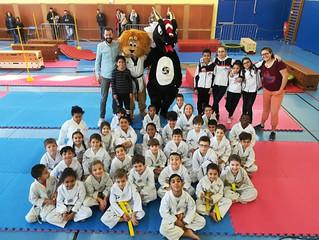 Interclub organisé par l'Académie Grand Lyon