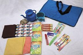 family hygiene kit, hygiene kit, refugee kit, relief kit, emergency kit